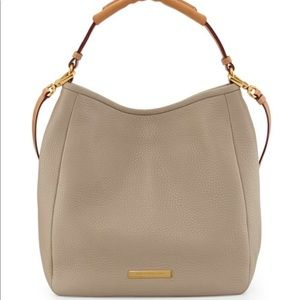 Marc jacobs grey slouchy bag